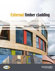 External timber cladding 3rd edition